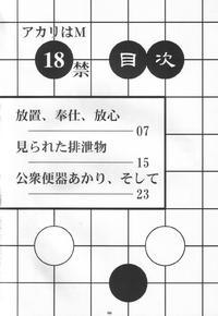 Akari wa M ~Choukyoube~ Page 5