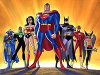 Free Hentai Western Gallery: [Sharpie] The Great Scott Saga - Part 1-4 (Justice League)