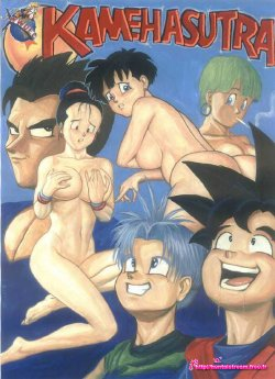 Free Hentai Western Gallery: Dbz ,chichi,goten ,trunk . full color kamehasutra
