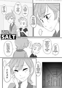 [P-Reavz] Salt (Equestria Girls)