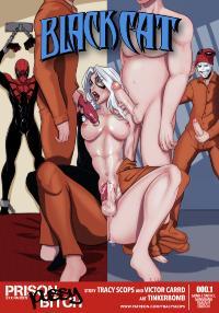 [Tinkerbomb] Prison Pussy Bitch (Spider-Man)