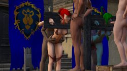 Free Hentai Misc Gallery: [theknightshinesbright] Warcraft 3d