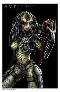 Free Hentai Western Gallery: Sexy Predator