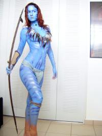Neytiri (The Avatar Movie)