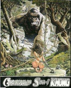 Free Hentai Western Gallery: Cavewoman Mature Gallery (Budd Root)