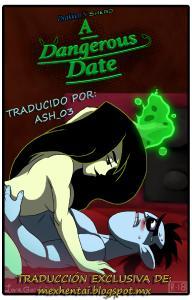 [Lova Gardelius] A Dangerous Date (Kim Possible) [Spanish] [Ash_03]