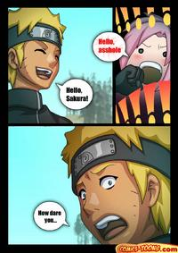 Free Hentai Western Gallery: [Comic Toons] Naruto X Sakura (Naruto)