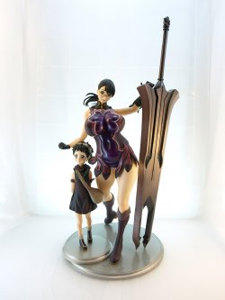 Free Hentai Misc Gallery: Cattleya [Figure-Nude]