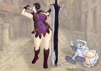 [ShinDirafeh] Cattleya, The Greatest Queen (Queen's Blade)