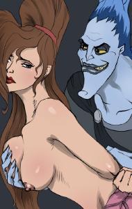 """Hercules : Megara / """"Meg"""" (galley)"""