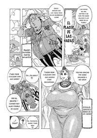 [Jeanne DA'ck] Hokkai no Kotou Chira Chira   El Placer de las Hadas [Spanish] [Lanerte] [Decensored]
