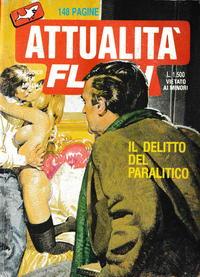 (Attualità Flash 10) Il delitto del paralitico [Italian]