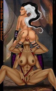 Free Hentai Western Gallery: Mortal Kombat - Sheeva-