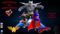 Doomsday VS hero girl  chapter 1