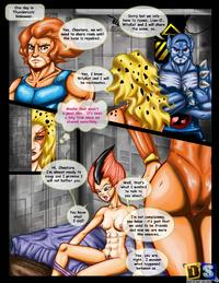 Free Hentai Western Gallery: [Drawn-Sex] Thundercats