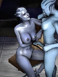 sexy scifi