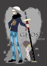 Ghost (one piece) - Spanish