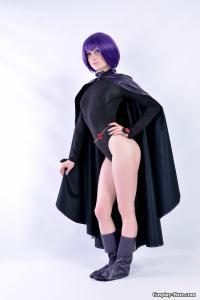 [Cosplay-Mate] Raven (Teen Titans)