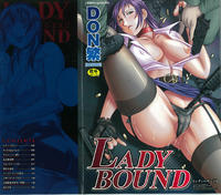 Free Hentai Manga Gallery: [Don Shigeru]LADY BOUND