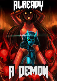 Free Hentai Western Gallery [Lemon Font] Already a Demon (Ongoing)