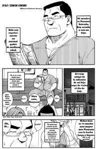 [Senkan Komomo, Kodama Osamu] Oyaji (Comic G.G. No.08) [Spanish] [Tori-traducciones II] [Decensored]