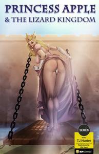 Princess Apple & The Lizard Kingdom 1-6 [English]