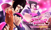 STREET FIGHTER / FUCKING WITH JURI (WINNER'S EDITION) [CHOBIxPHO]