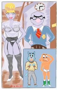 Amazing World of Gumball (The Robinsons) [SuperAthom]