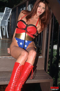 Phrase... super wonder woman cosplay bondage are certainly