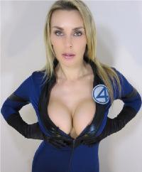 Free Hentai Cosplay Gallery: big breast cosplay