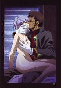 Free Hentai Image Set Gallery: Evangelion Hentai