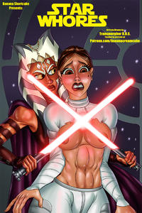 [Transmorpher DDS] Star Whores (Star Wars) [Ongoing]