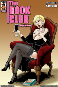 [karmagik] The Book Club Ch. 1 [Ongoing]