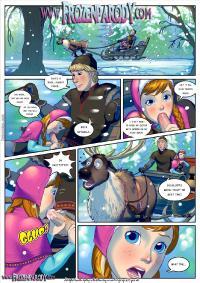 [Grimphantom] Frozen Parody Ch.1-4 (Ongoing)