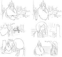 [That spot] Adventure Time Mini-Comic