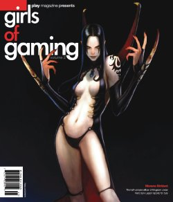 Free Hentai Misc Gallery: Girls Of Gaming 2