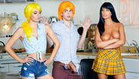 Betty & Veronica - An Archie Comics XXX Parody