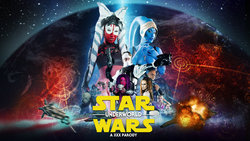 Free Hentai Cosplay Gallery: Star Wars Underworld - A XXX Parody