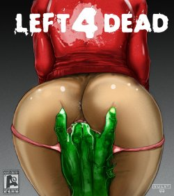 Free Hentai Western Gallery: [TheRealStuff] Left 4 Dead