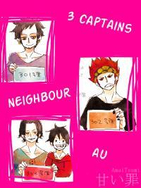 3 Captains Neighbour AU