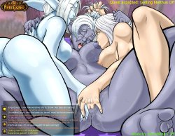 Free Hentai Western Gallery: World of Porncraft Snowblind