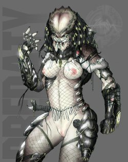 Naked girl predator, naked pettite