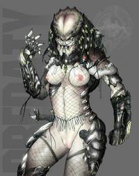Free Hentai Western Gallery: Female Predator