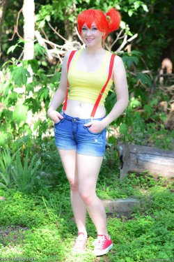 Free Hentai Cosplay Gallery: [Lucy OHara] Misty