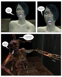 Free Hentai Misc Gallery: Resident Evil 3d Comic (Bad English)