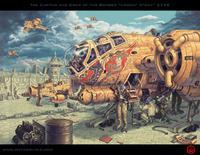 Free Hentai Non-H Gallery: Sci-fi, Spaceship