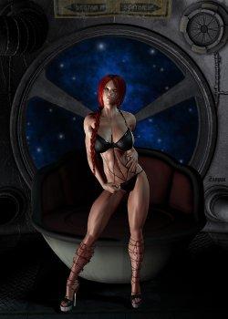 Free Hentai Misc Gallery: [Zzomp] Maya's Desire