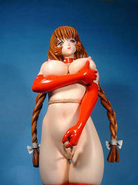 Free Hentai Misc Gallery: Hentai figurines - Big Boobs