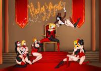 [Various] Harley's Heroine Heist - DC