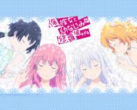 Ore no Kanojo to Osananajimi ga Shuraba Sugiru Official anime website (april fools,oreshura memories,etc)